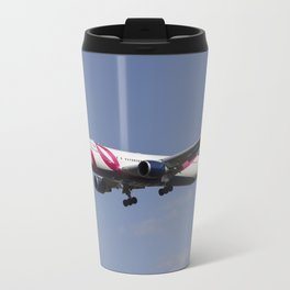 Delta Airlines Boeing 767 Travel Mug