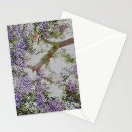 Purple Dream Stationery Cards
