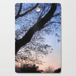 Sakura Dreaming Cutting Board