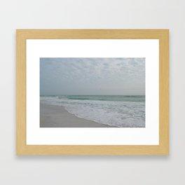 Between Dawn and Dusk Framed Art Print