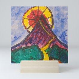 The Highest Path Mini Art Print