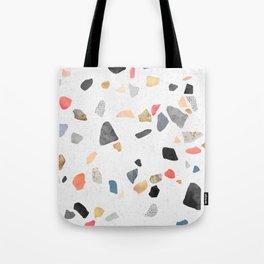 Terrazzo Treasure Tote Bag