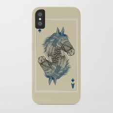 American Pharoah (Ace) iPhone X Slim Case