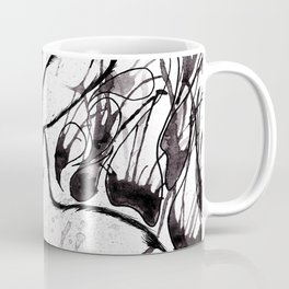 Black Rabbit Coffee Mug
