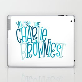 Charlie Browniest Laptop & iPad Skin