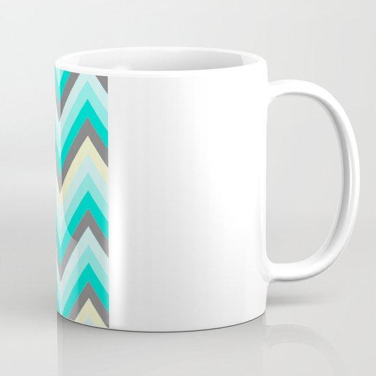 Simple Chevron Mug