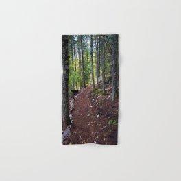 The Revelstoke Trail I Hand & Bath Towel