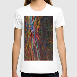 Re-Created Rapture 4 by Robert S. Lee T-shirt