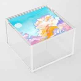 Daydream: Clouds Acrylic Box