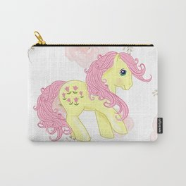 g1 my little pony Posey Carry-All Pouch