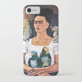 Frida Kahlo Birds iPhone Case