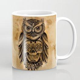 Owl Tattoo  Coffee Mug