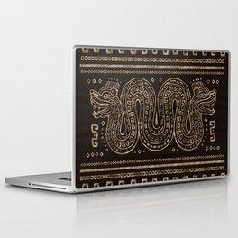 Aztec Double-headed serpent Laptop & iPad Skin