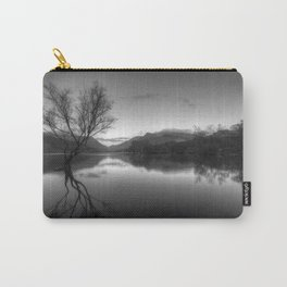 Tree Lake Carry-All Pouch