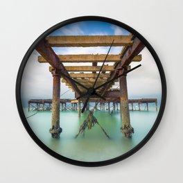 Fort Victoria Pier Wall Clock