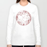 winchester Long Sleeve T-shirts featuring Winchester & Sons by Manny Peters Art & Design