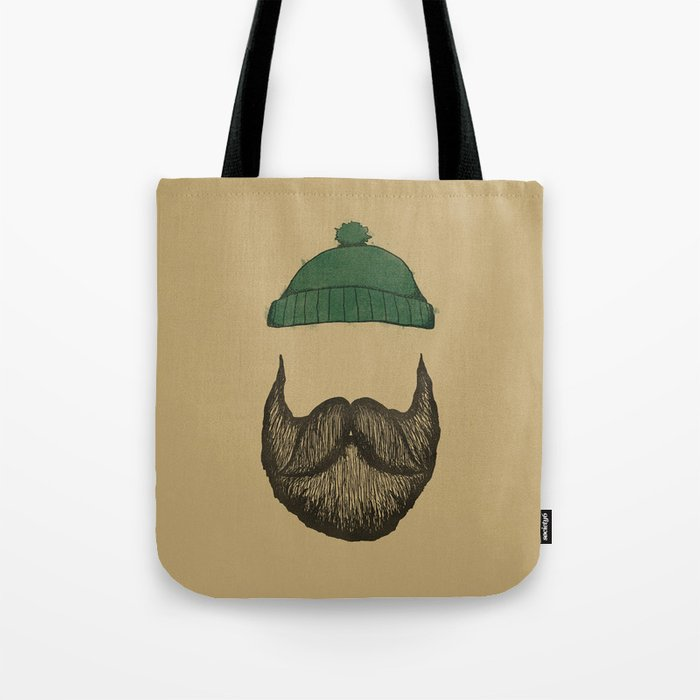 The Logger Tote Bag