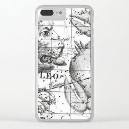 Zen of Zodiac Clear iPhone Case