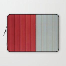 Pattern Red & White Laptop Sleeve