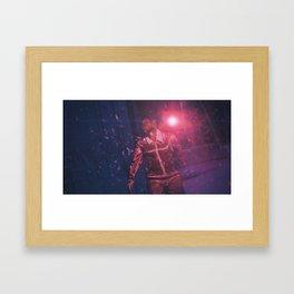Day 0744 /// Same thing Framed Art Print