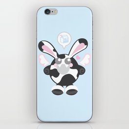 Bunbun Cow iPhone Skin