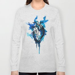 Tell Tale Heart Nr.23 Long Sleeve T-shirt