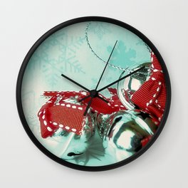 Jingle My Bells Wall Clock