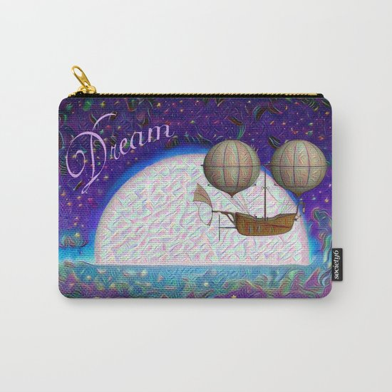 Halcyon Dreams Carry-All Pouch