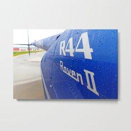 R44 Metal Print