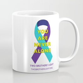 Two Brothers' Light Suicide Prevention Coffee Mug