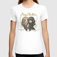 fili T-shirts featuring Christmas Fili and Kili by ScottyTheCat