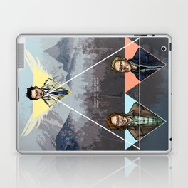 carry on my wayward son Laptop & iPad Skin