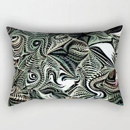 Octopod Party Rectangular Pillow