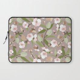 Almond orchard Laptop Sleeve