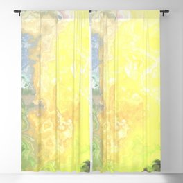 Abstract Marble Texture 432 Blackout Curtain