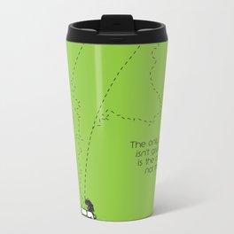 without trees series Metal Travel Mug