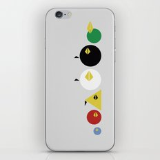 Angry Less iPhone & iPod Skin