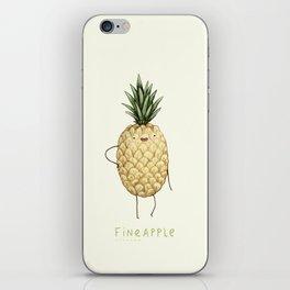 Fineapple iPhone Skin