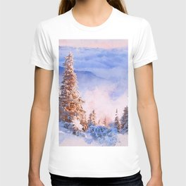 If Winter comes T-shirt