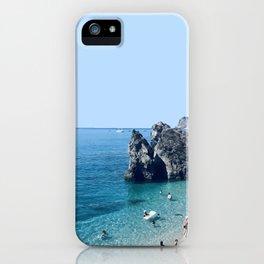 Summer in Italy - Cinque Terre iPhone Case