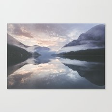 Mornings like this Canvas Print