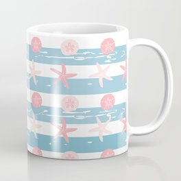 AFE Starfish Pattern Coffee Mug