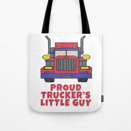Trucker Truck driver Highway 9 drive Transport driver LKW Funny Tshirt Tote Bag
