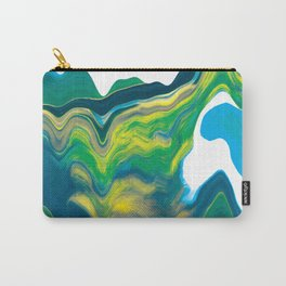 Messages Carry-All Pouch