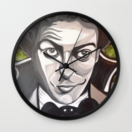 The Worst Witch Wall Clock