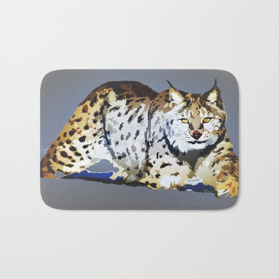 Lynx Bath Mat