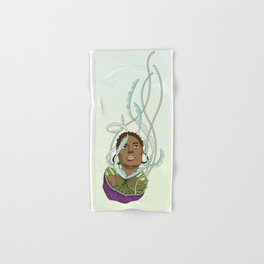 Jelly Miss  Hand & Bath Towel