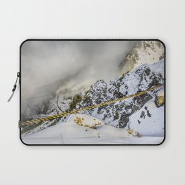 Suspension bridge Laptop Sleeve