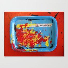 Not Kamera - Cameron Canvas Print