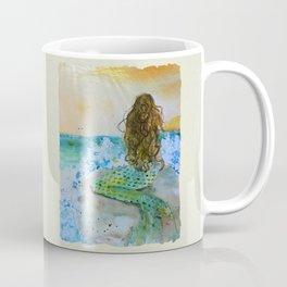 Final Joy Mermaid Coffee Mug